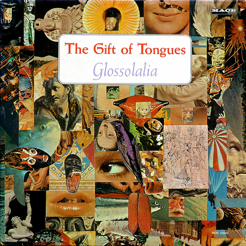 glossolalia - gift of tongues album cover