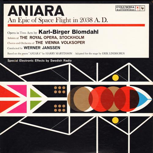 aniara album cover