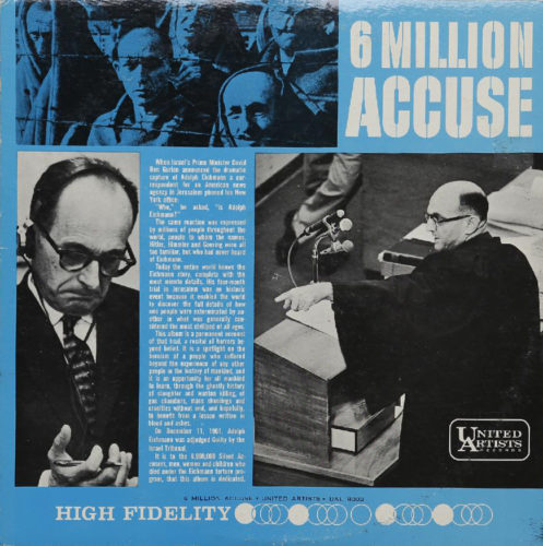 6 million accuse album cover