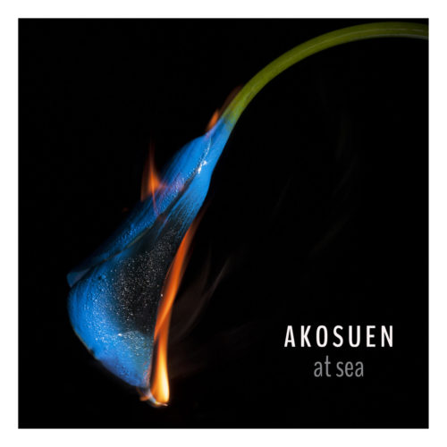 akosuen - at sea album cover