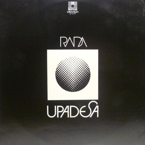angel rada - upadesa album cover