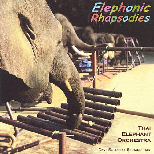 thai elephant orchestra album cover